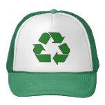 Reciclaje del gorra