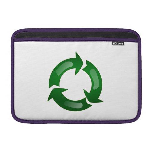 Reciclaje Fundas Macbook Air