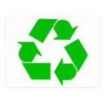 Reciclaje Postales