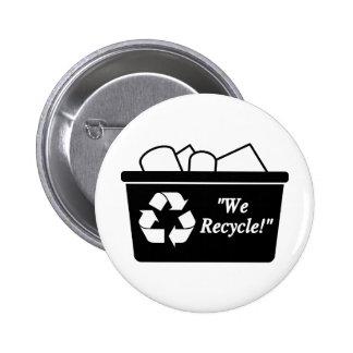 Reciclamos Pin