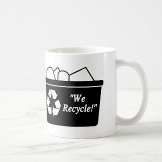 Reciclamos Tazas De Café
