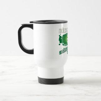 Recicle Alaska Taza De Viaje De Acero Inoxidable