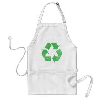 Recicle - ambiental delantal