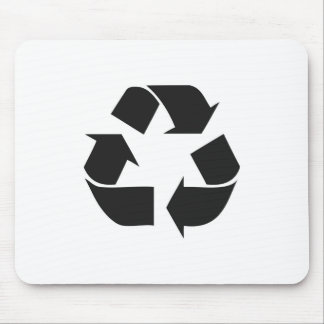 recicle black.jpg mouse pads