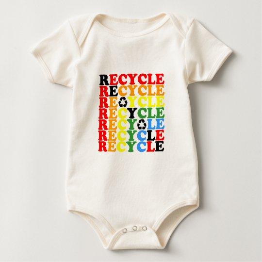 Recicle Body Para Bebé