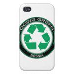 Recicle Bosnia iPhone 4 Carcasas