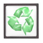 Recicle Caja De Recuerdo De Calidad