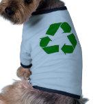 Recicle Camiseta De Perrito