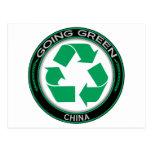 Recicle China Postal