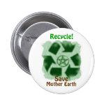 Recicle el botón pins