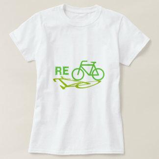 Recicle el diseño de la bici playera