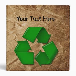Recicle - el papel arrugado