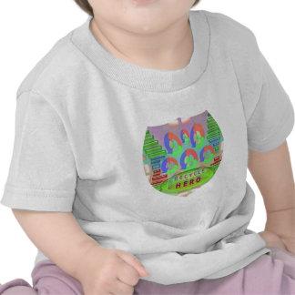 RECICLE el PREMIO del HÉROE - ahora anime Camiseta