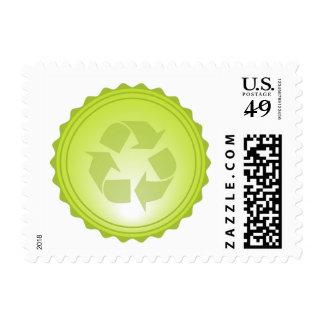 Recicle el sello