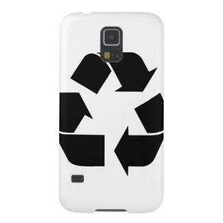 Recicle el símbolo carcasa galaxy s5