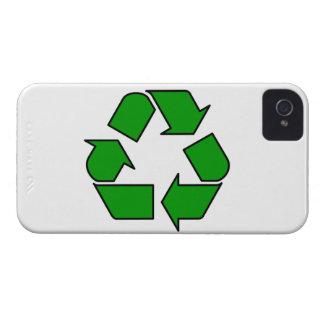 Recicle el símbolo Case-Mate iPhone 4 funda