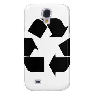 Recicle el símbolo samsung galaxy s4 cover