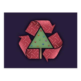 Recicle el X-Lío Tarjetas Postales