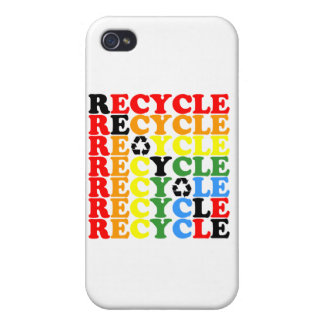 Recicle iPhone 4/4S Carcasas