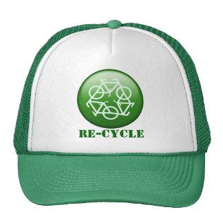Recicle Gorras