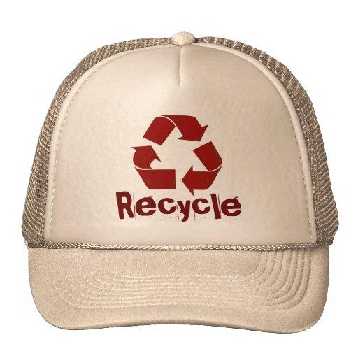 Recicle Gorro De Camionero