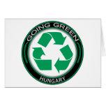 Recicle Hungría Felicitaciones