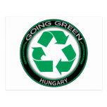 Recicle Hungría Postal