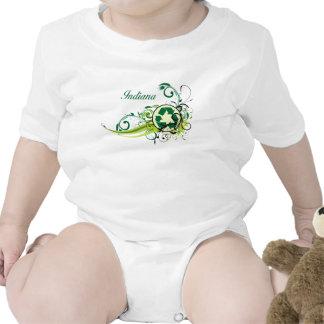 Recicle Indiana Traje De Bebé