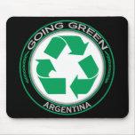 Recicle la Argentina Alfombrillas De Raton