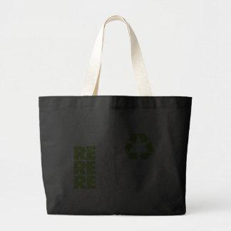 Recicle la bolsa de asas