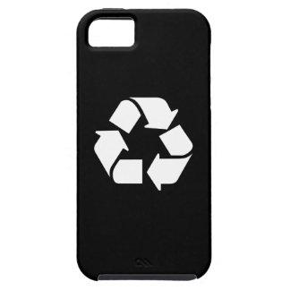 Recicle la caja del iPhone 5 del pictograma Funda Para iPhone SE/5/5s