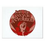 Recicle la revolución comunicado