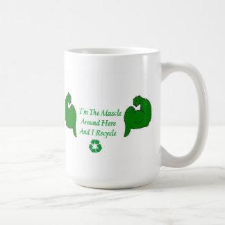 Recicle la taza de café