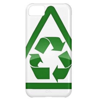 Recicle la tierra amistosa verde de la reserva de