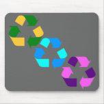 Recicle Mousepad Tapete De Raton