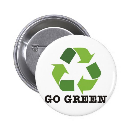 Recicle Pin Redondo 5 Cm
