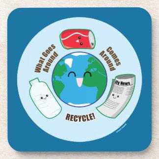 Recicle Posavasos
