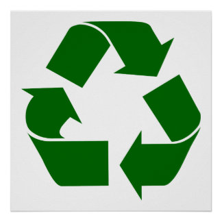 recicle póster
