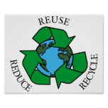 Recicle Posters