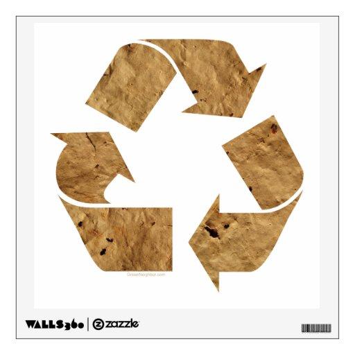 Recicle, reciclando la muestra