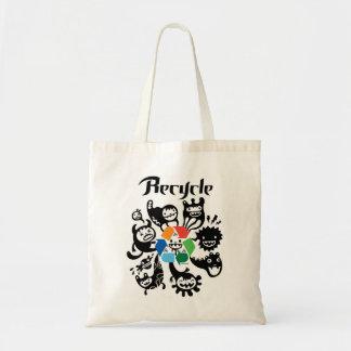 Recicle - recicle el bolso bolsas de mano
