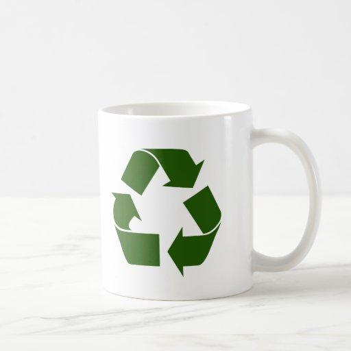 Recicle Taza De Café