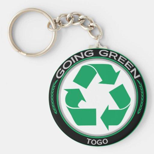 Recicle Togo Llaveros
