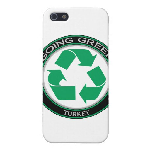 Recicle Turquía iPhone 5 Carcasas
