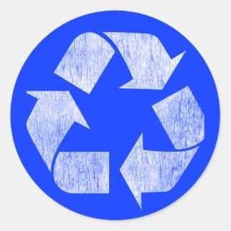 Recicle - va el verde etiquetas