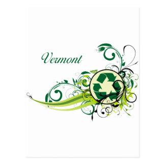 Recicle Vermont Postal