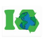 Reciclo Día de la Tierra