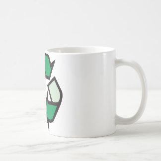 Reciclo - el verde 01 taza
