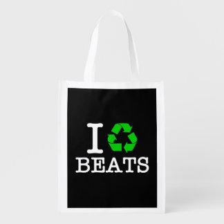 Reciclo golpes bolsas de la compra