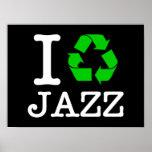 Reciclo jazz posters
